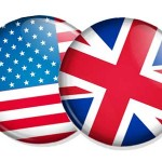 america english british