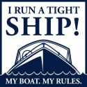 "O Que Significa ""Run a Tight Ship""?"