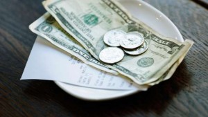 tipping in the US